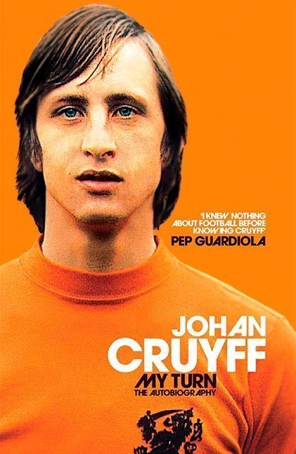 Johan Cruyff My Turn English UK