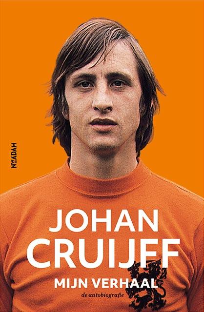 Johan Cruijff Mijn verhaal Nederlands