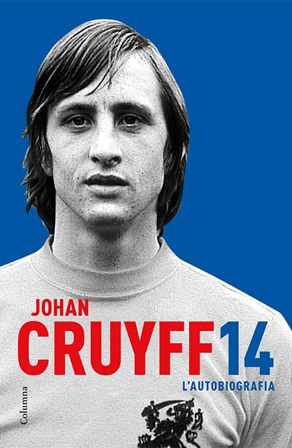 Johan Cruyff 14, L'Autobiografia