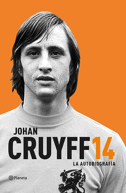 Johan Cruyff Autobiography, My Turn