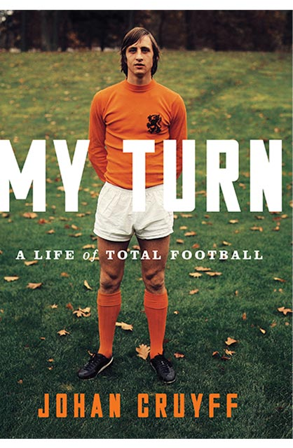 Johan Cruyff My Turn English US