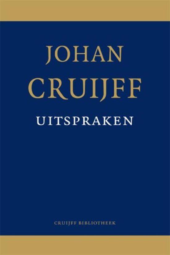 Johan Cruijff Uitspraken