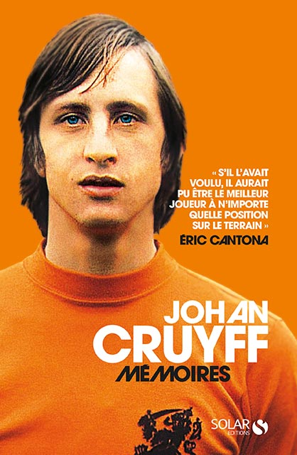 Johan Cruyff Mémoires French