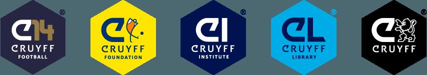 World of Johan Cruyff logos