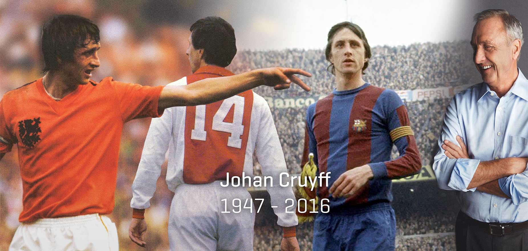 Johan Cruyff Memoriam