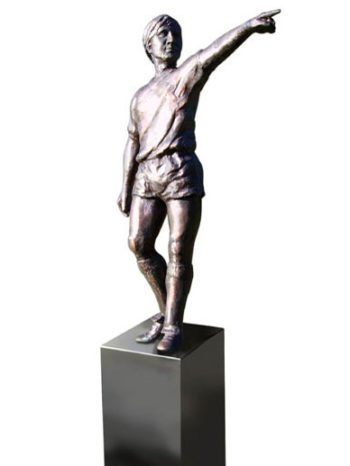 Mini Estatue de Johan Cruyff