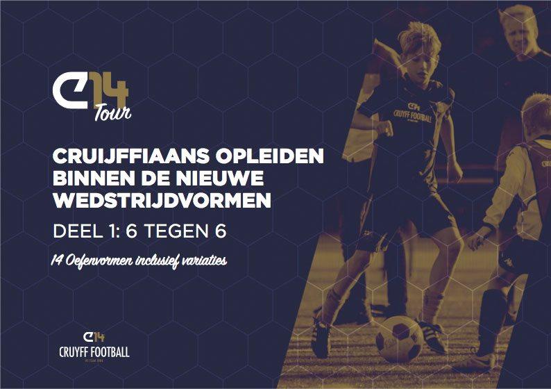Johan Cruijff: Cruijffiaans opleiden binnen de nieuwe wedstrijdvormen