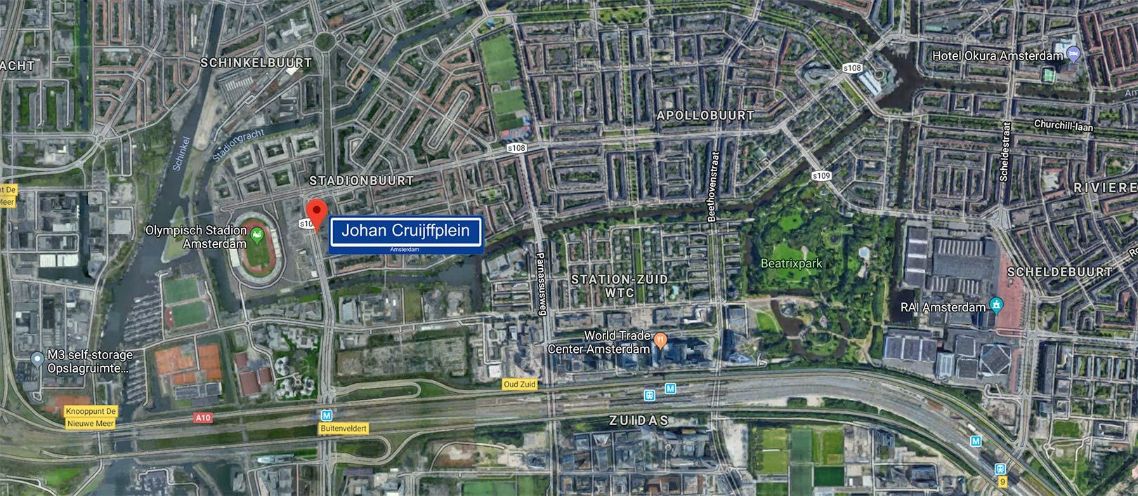 Johan Cruyff Square