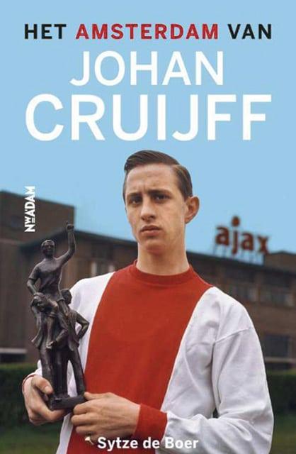 Het Amsterdam van Johan Cruijff cover
