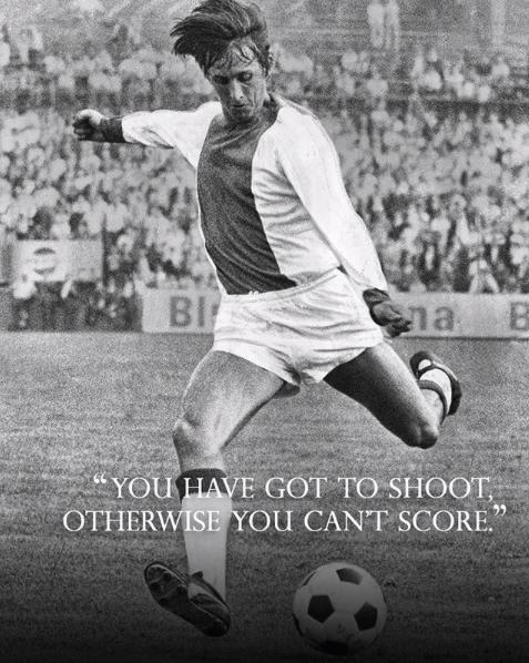 Johan Cruyff quote